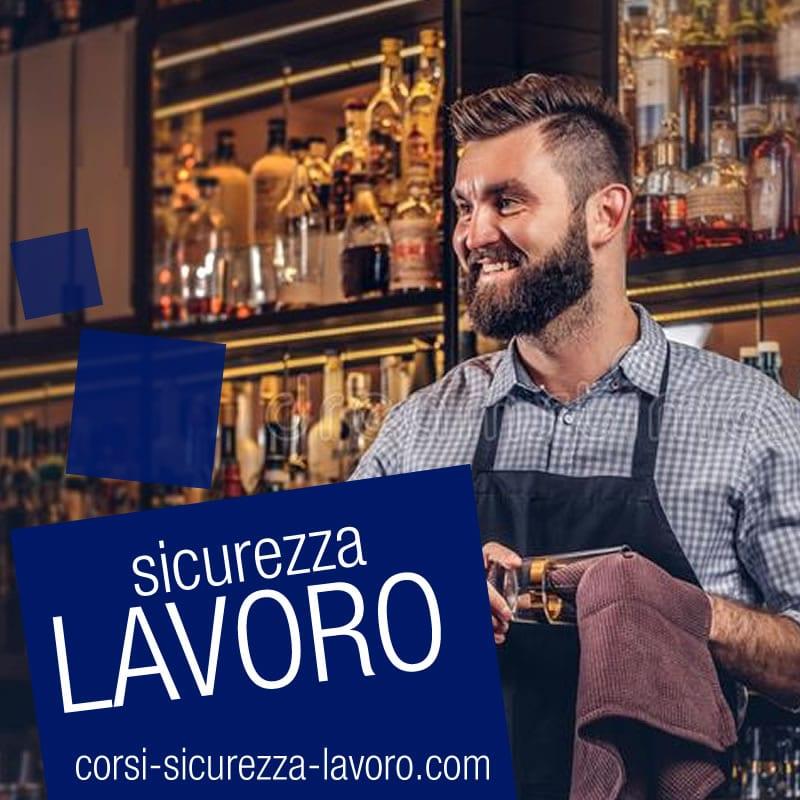 SICUREZZA SUL LAVORO - Personale negozi di generi alimentari al pubblico